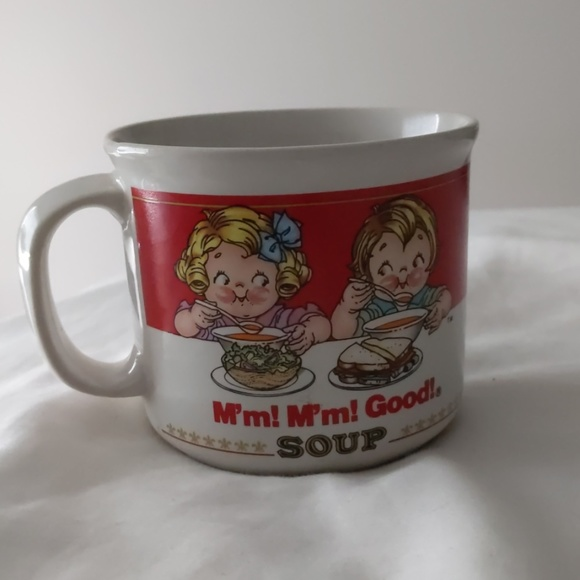 Campbells Other - 1989 soup mug Campbell's